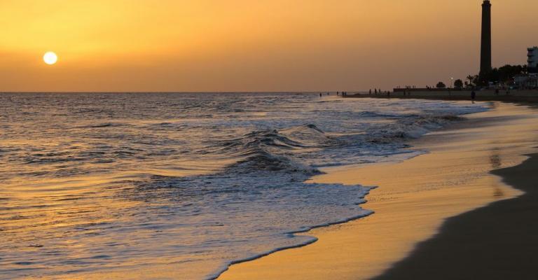 Foto : playa