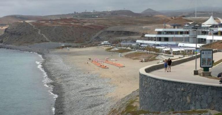 Foto von : Playa de las Meloneras