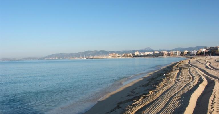 Foto von Playa de Palma: Playa de Palma, vista panorámica