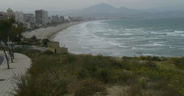 Foto von Playa de San Juan: Playa de San Juan