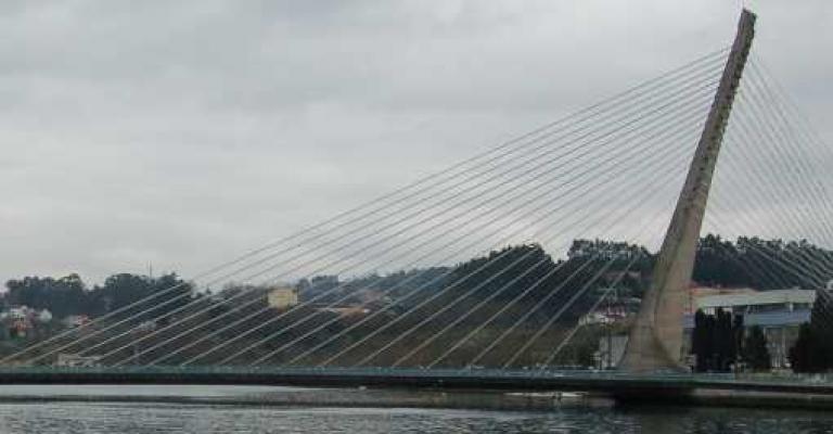 Fotografía de Pontevedra: Ponte dos tirantes