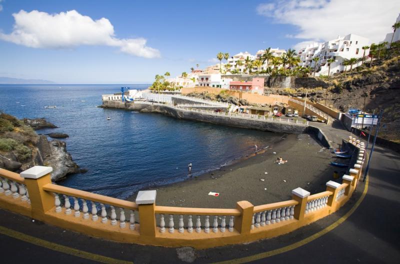 Hoteles en puerto santiago isla de tenerife tu hotel en - Puerto santiago tenerife mapa ...