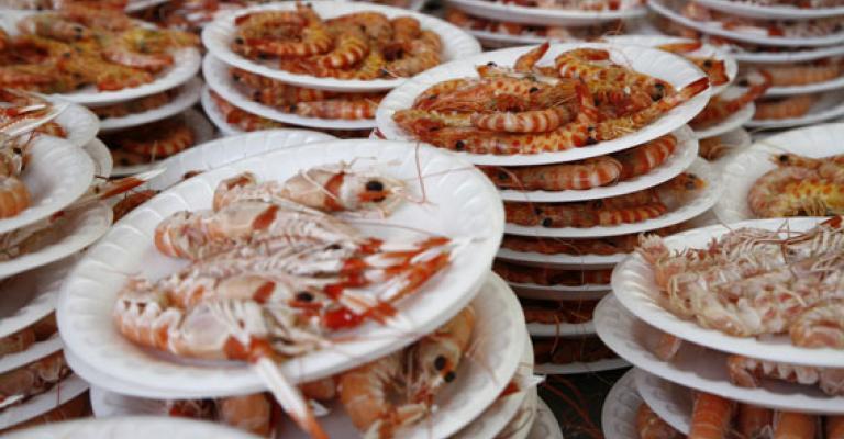 Fotografía de Punta Umbría: Gambas y gastronomía