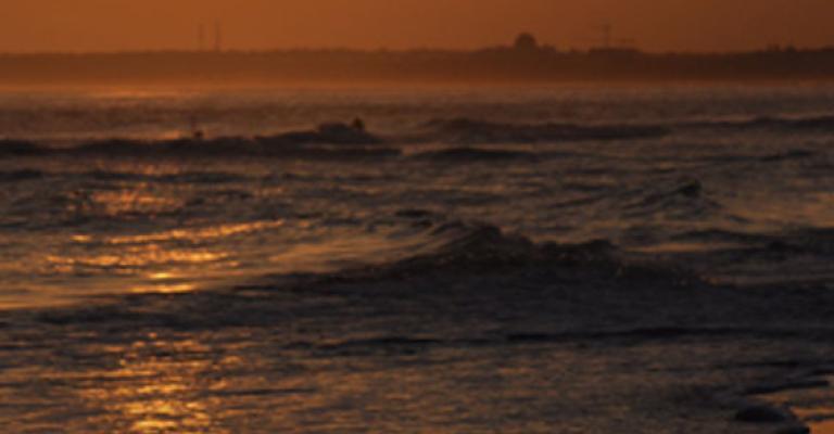 Fotografía de Punta Umbría: Puesta de sol