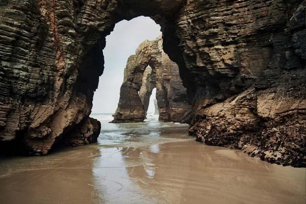 playa de las catedrales la coruna
