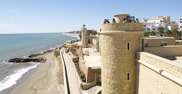 Fotografía de Roquetas de Mar