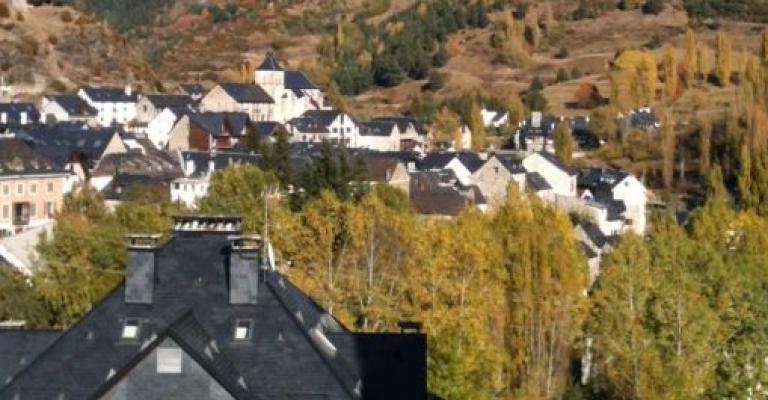 Fotografía de Huesca: Sallent de Gállego