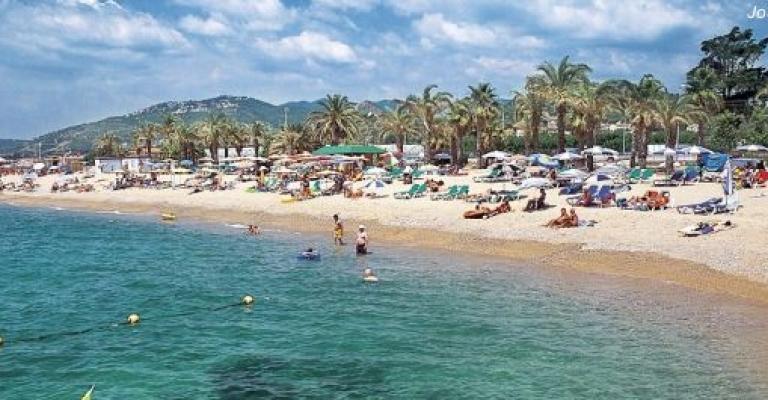 Fotografia de Barcelona: Playa de Santa Susana