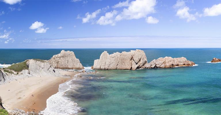Foto : Costa de Cantabria