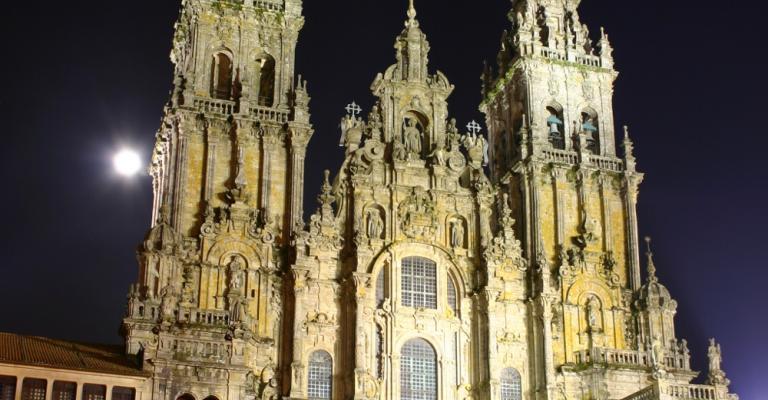 Fotografía de Santiago de Compostela: Catedral de Santiago de Compostela