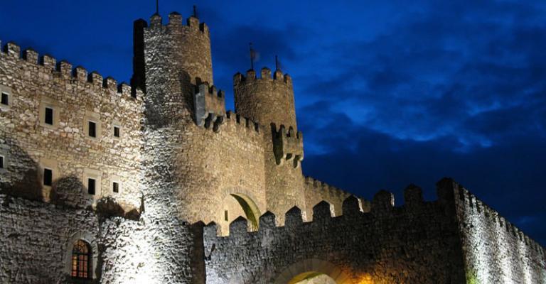 Fotografía de Sigüenza: El castillo medieval de Sigüenza