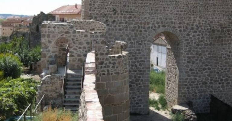 Fotografía de Talavera de la Reina: Muralla del Monasterio de San Benito