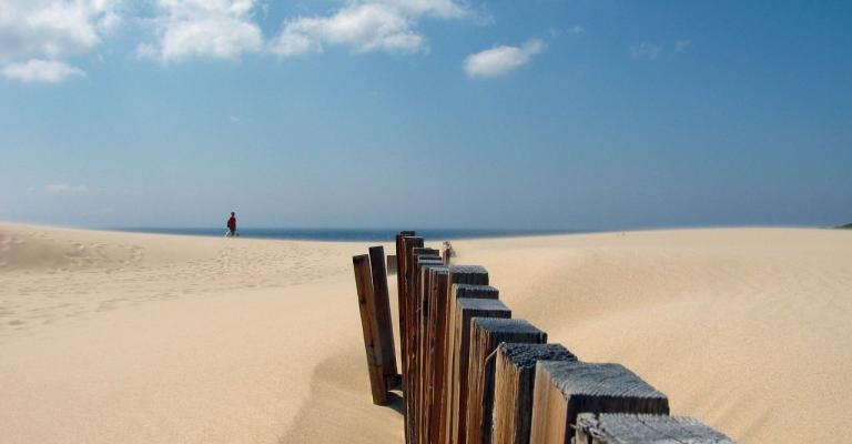 Fotografía de Tarifa: Tarifa arena de playa