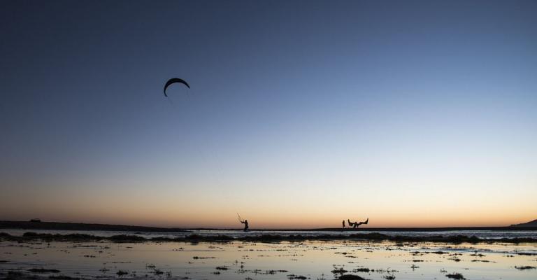 Fotografía de Tarifa: Tarifa kite surf