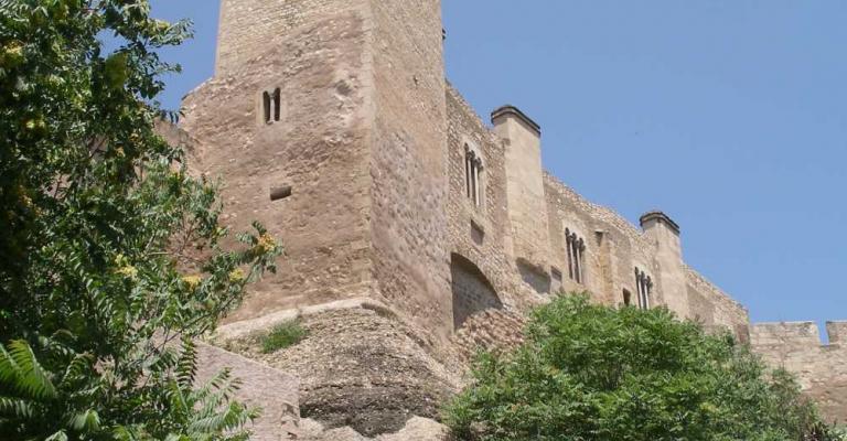 Foto von Tortosa: Torre de Suda, Tortosa