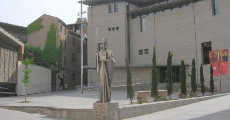 Fotografía de Vic: El Museo Episcopal