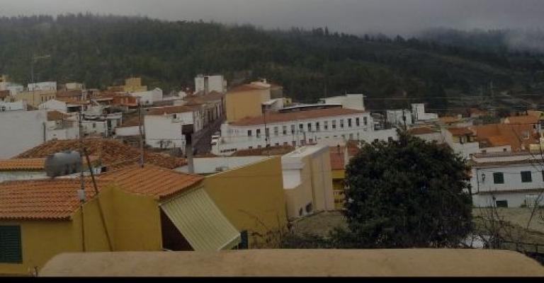 Fotografia de Vilaflor: Vista sobre Vilaflor