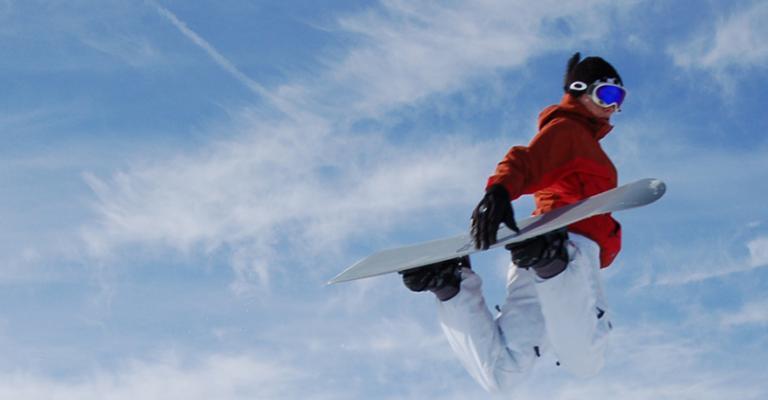 Fotografía de : Esquí y nieve