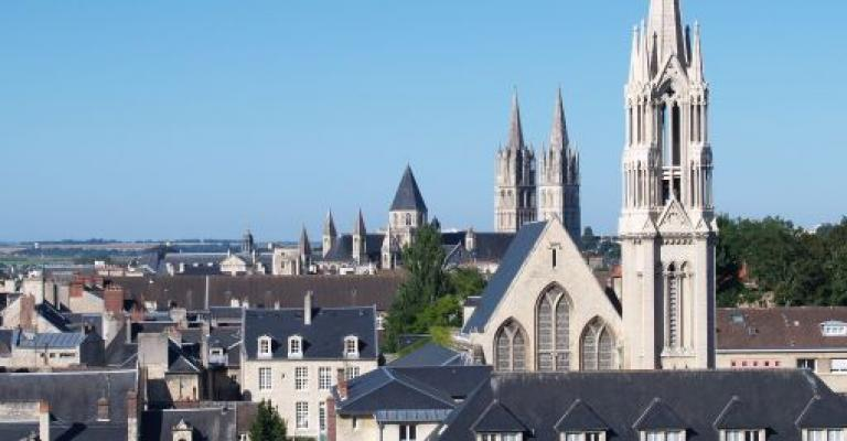 Picture Lower Normandy: Caen