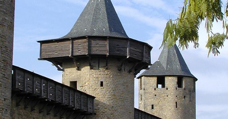 Fotografía de Languedoc-Rosellón: Carcassonne