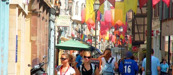 Fotografía de Alsacia: Estrasburgo