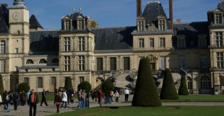 Foto Seine-et-Marne: Fontainebleau