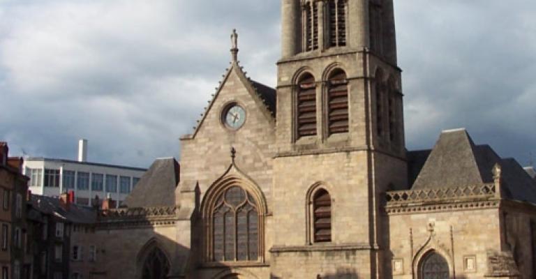 Foto von Limousin: Limoges