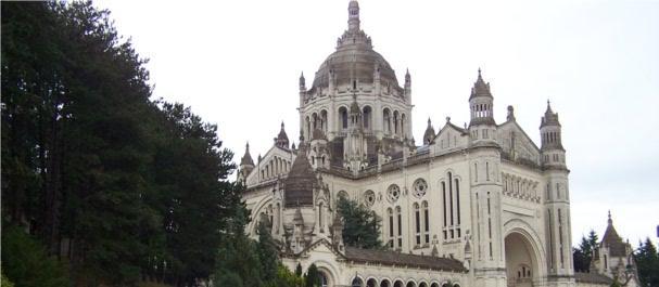 Fotografía de Calvados: Catedral de Lisieux