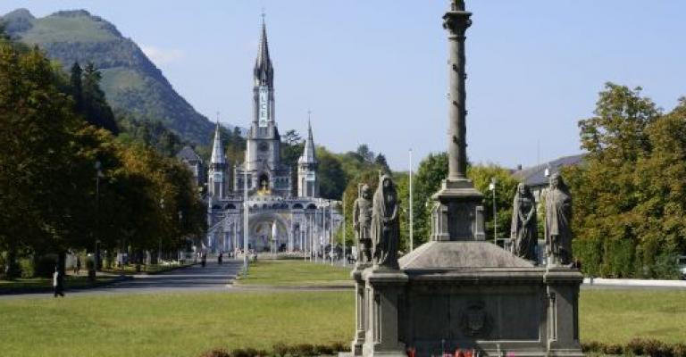 Fotografía de Midi-Pyrénées: Lourdes