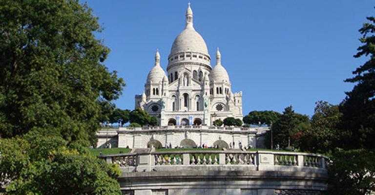 Photo France: Paris Sacre Coeur