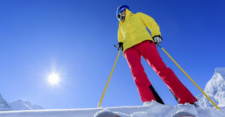 Fotografía de : Turismo de nieve