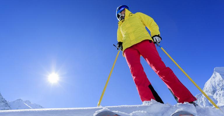 Foto : Turismo de nieve
