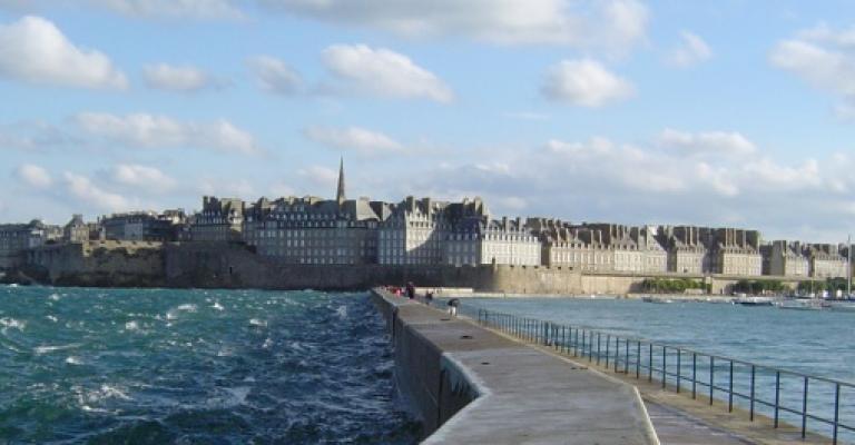 Photo : Saint Malo