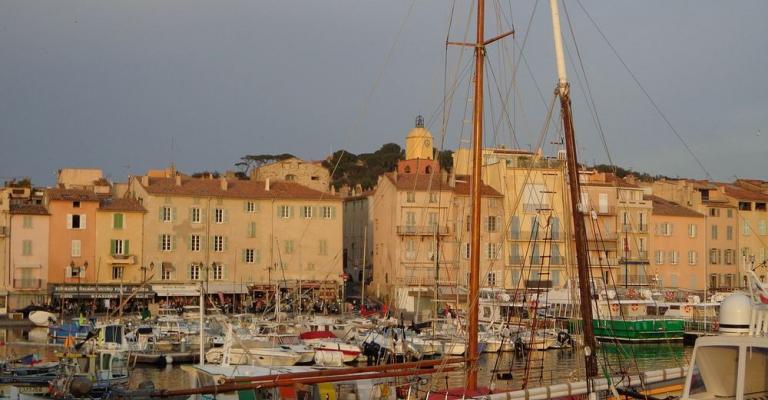 Photo : Puerto Saint Tropez