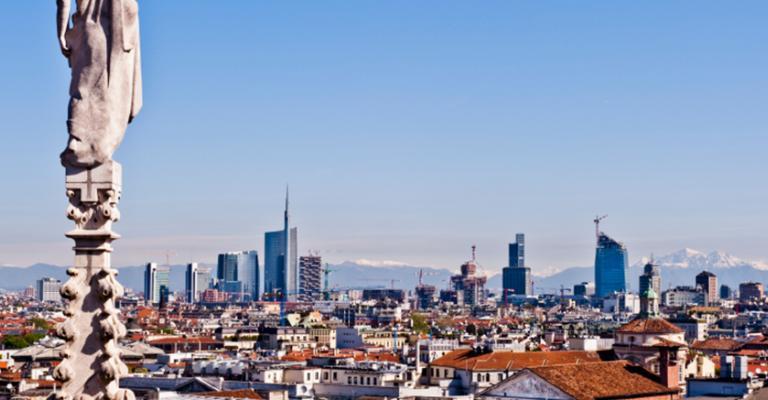 Foto von Mailand: Milano