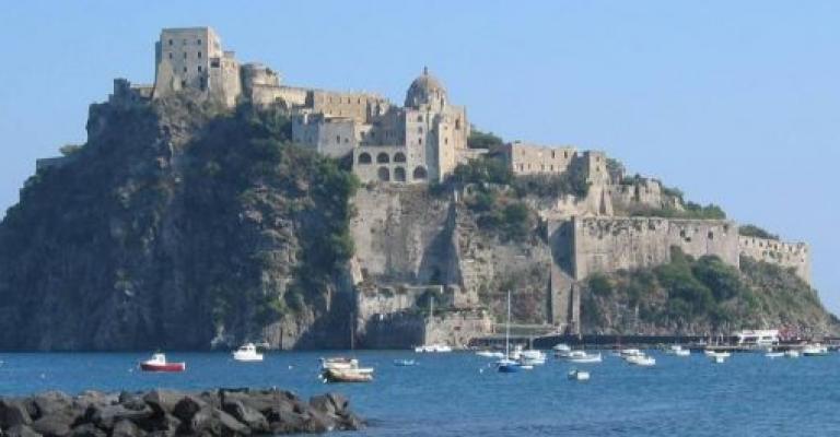 Photo Campanie: Ischia Castello Aragonese