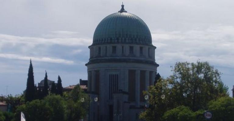 Picture Venice Lido: Lido di Venezia - Santa Maria della Vittoria