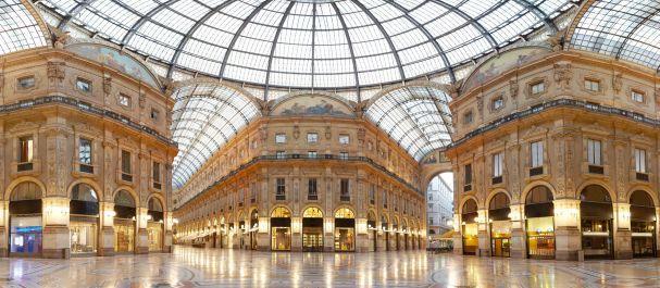 Fotografía de Milán: Galería Vittorio Emanuele