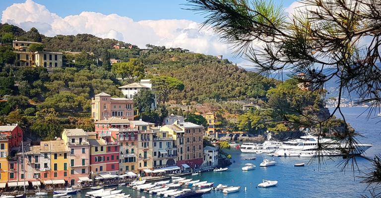 Picture Genoa: Portofino