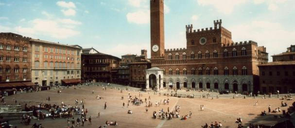 Fotografía de Siena: Piazza del Campo