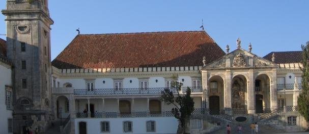 Fotografía de Coimbra: Coimbra Universidad