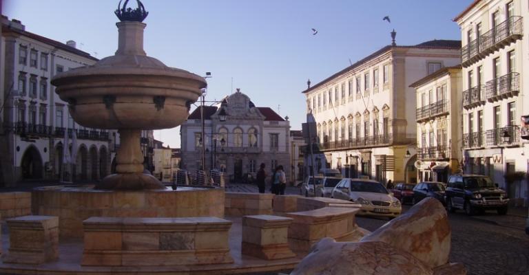 Fotografia de Evora: Evora