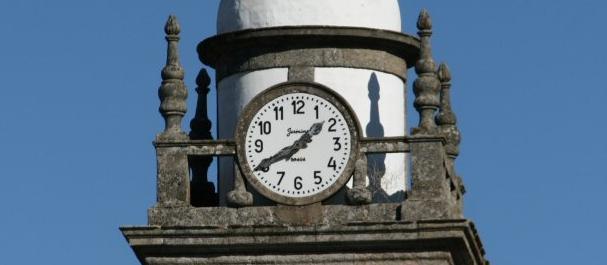 Fotografía de Vila Real: Mesao Frio Torre de la Iglesia de San Nicolas