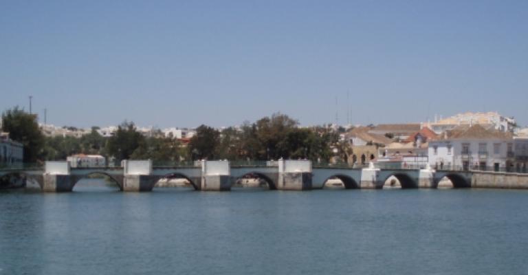 Foto von : Puente Romano Tavira