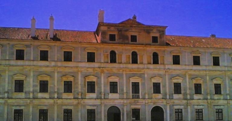 Foto von Évora: Vila Viçosa Palacio Ducal