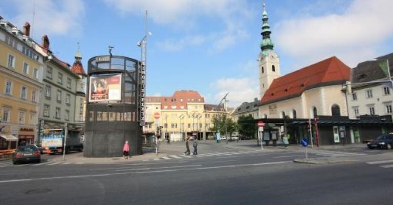 Foto von Kärnten: Heiligengeistplatz