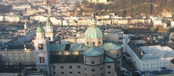 Fotografía de Salzburgo: Catedral de Salzburg