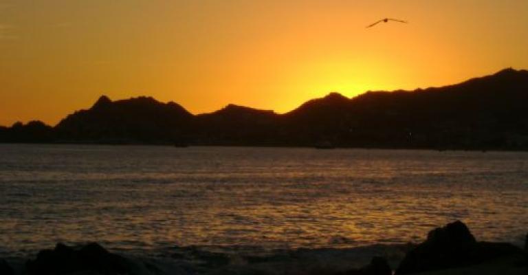 Picture Baja California Sur: Atardecer en Cabo San Lucas