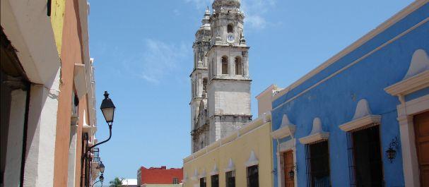 Fotografía de Campeche: Catedral de Campeche