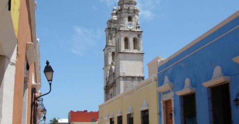 Foto Campeche: Catedral de Campeche